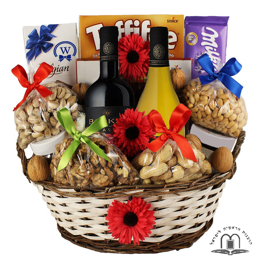 thanksgiving gift baskets to israel