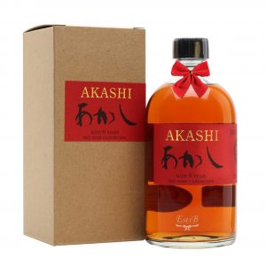 Akashi 6 Year Old Red Wine Cask 500ml