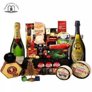 Ambassador Treat – Christmas Gift Hamper Israel