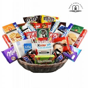 Attack The Snacks – Gift Basket Israel