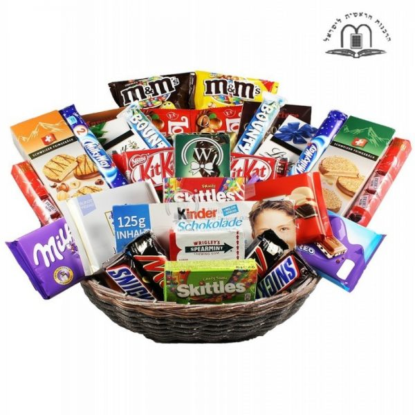Attack The Snacks - Passover Gift Basket Israel
