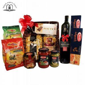 Bellissimo – Pasta Gift Basket Israel