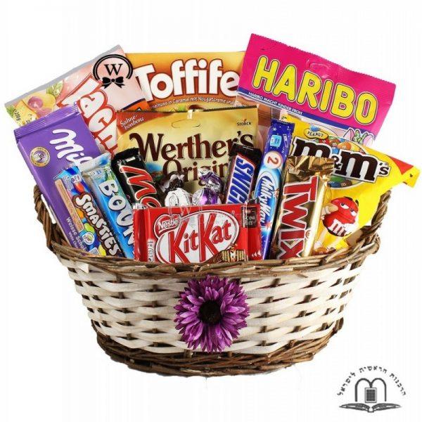 Best Treats Basket- Passover Gift Basket Israel