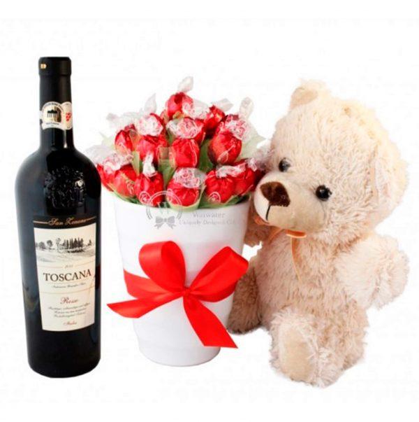 Celebrate endless love sweet bouquet (1)