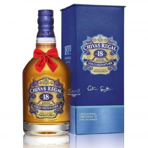 Chivas Regal 18 Year Old 700ml
