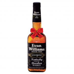 Evan Williams Extra Aged 700ml