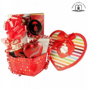 Forever Love – Romantic Gift Basket Israel