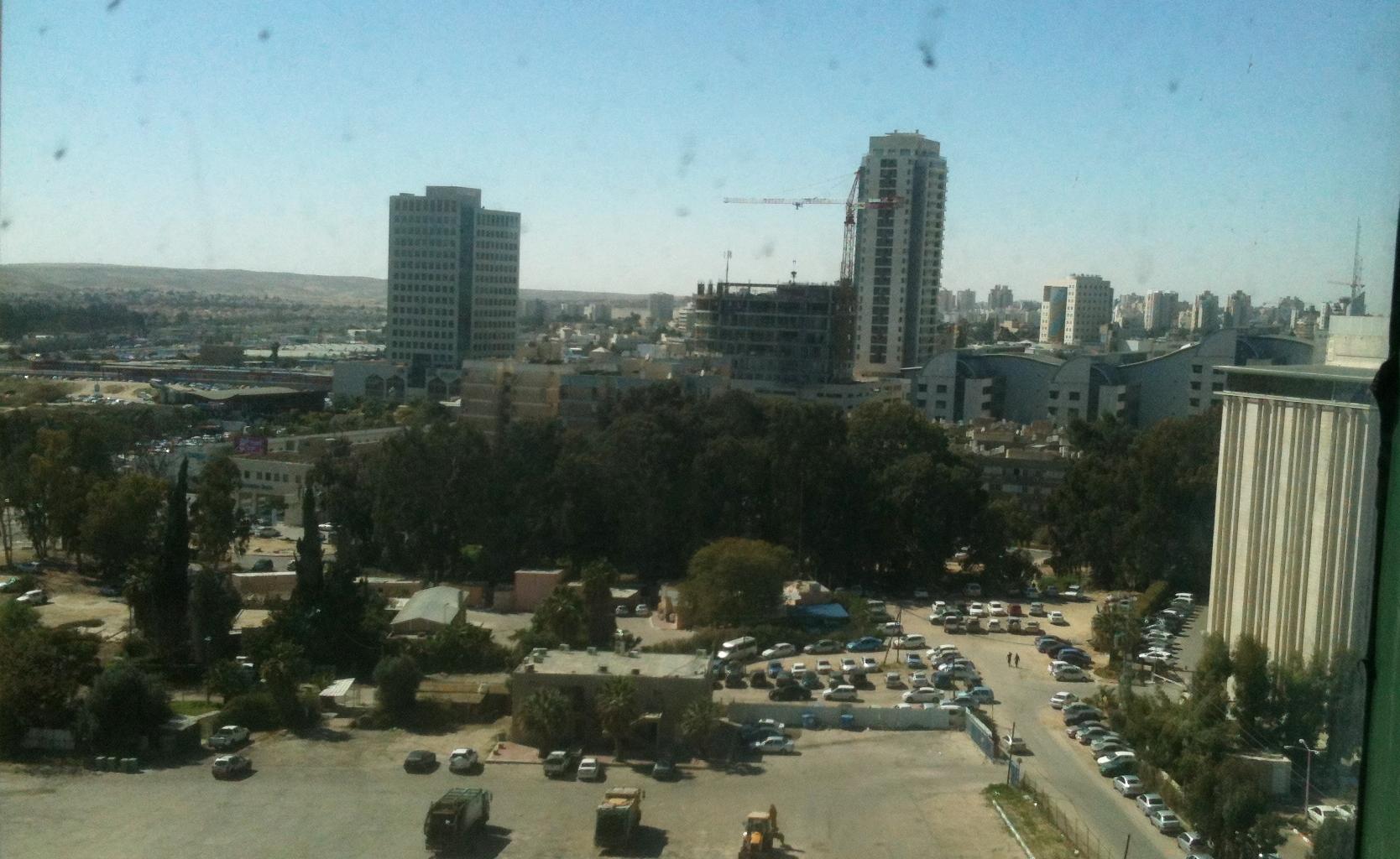 Gift Baskets to Beersheba