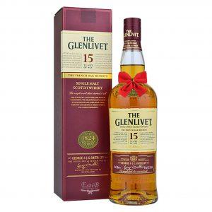 Glenlivet 15 Year Old French Oak Reserve 700ml