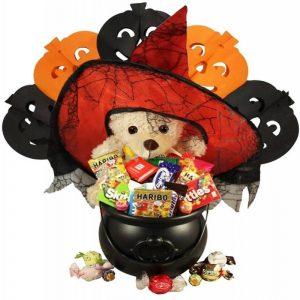 Halloween Teddy Story – Halloween Gift Israel