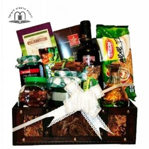 Healthy Gift Basket Israel