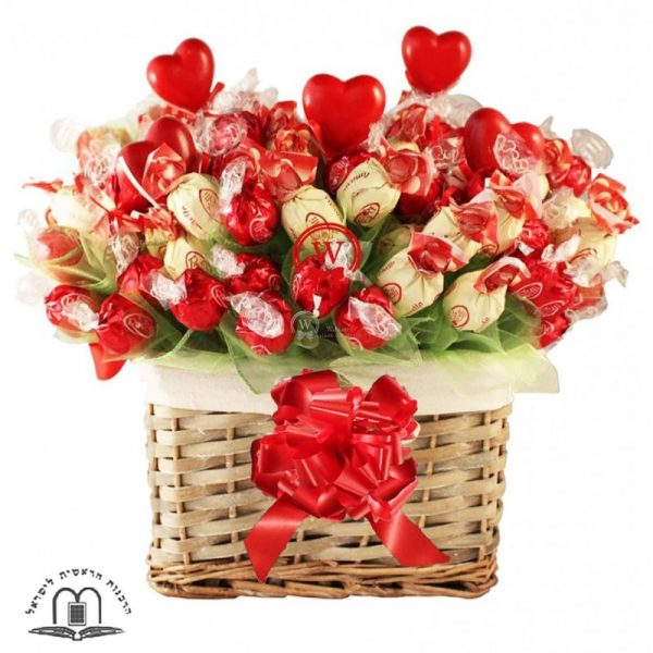 Huge Love Devotion – Sweet Bouquet To Israel