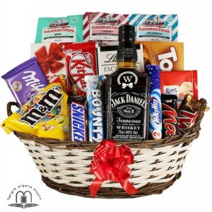 Jack and The Treats – Gift Basket Israel