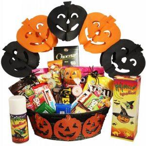 Kids Halloween Gift Basket To Israel