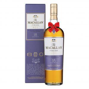 Macallan 18 Year Old Fine Oak 700ml