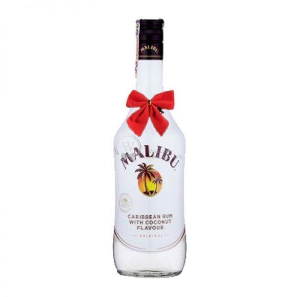 Malibu Original Caribbean Rum With Coconut Liqueur 700ml