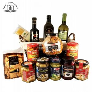 Mama Mia Gift Basket Israel