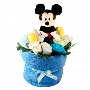 Mickey And I – Boy Clothing Bouquet