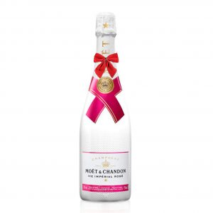 Moet Ice Imperial Rose Champagne 750ml
