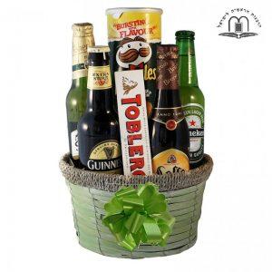 Mo's Pub – Beer Gift Basket Israel