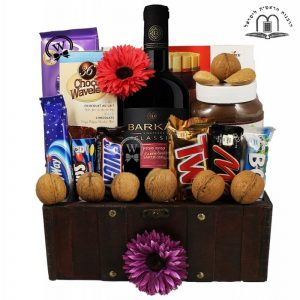 Moshe Treasure Box- Passover Gift Basket