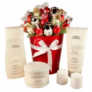 Passional love – sweet bouquet