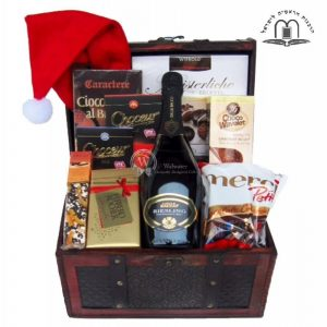 Ravishing Success – Christmas Gift Basket Israel