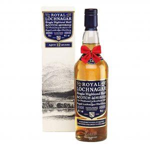 Royal Lochnagar 12 Year Old 700ml