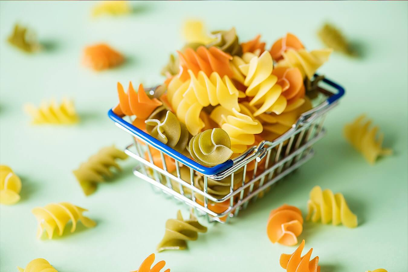 Send Gifts in Israel - Pasta Gift Baskets