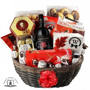 Spring Spirit – Gift Basket in Israel