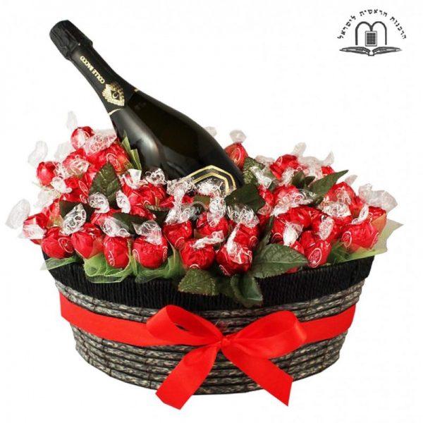 Sweet Bouquet Israel - Red Hot & Sweet