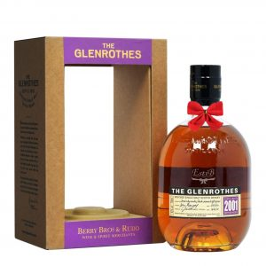 The Glenrothes 2001 700ml