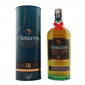 The Singleton of Glen Ord 18 Year Old 700ml