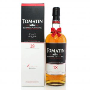 Tomatin 18 Year Old 700ml