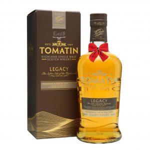 Tomatin Legacy Bourbon & Virgin Oak 700ml