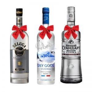 Trio Vodka