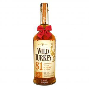 Wild Turkey 81 Proof Bourbon 700ml