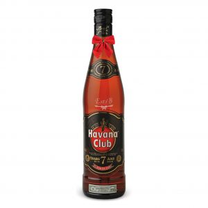 Havana Club 7 Year Old Rum 700ml