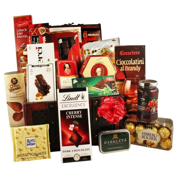 Special Occasions - Chocolate Gift Basket