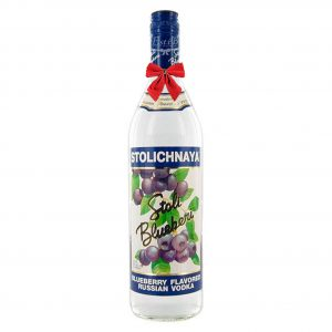 Stolichnaya Blueberi Spirit 700ml