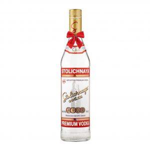Stolichnaya Premium Red Vodka 700ml