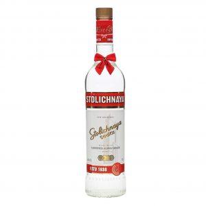 Stolichnaya Red Vodka 700ml