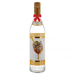 Stolichnaya Sticki Vodka Honey 700ml