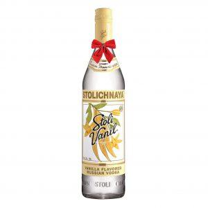 Stolichnaya Vanilla Vodka 700ml