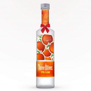 Three Olives Peach Vodka 700ml