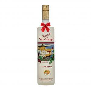 Van Gogh Espresso Vodka 700ml