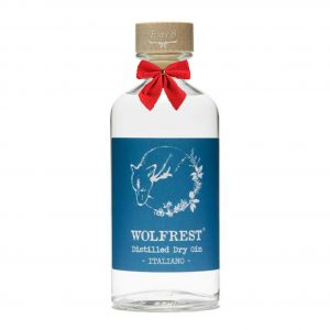 Wolfrest Langhe Distilled Dry Gin 500ml